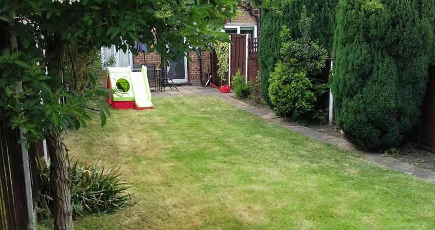 Lawn Edging South London