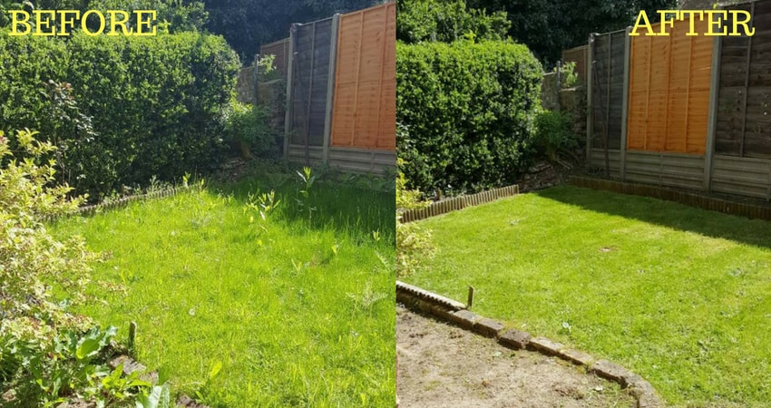 Lawn Mowing South London