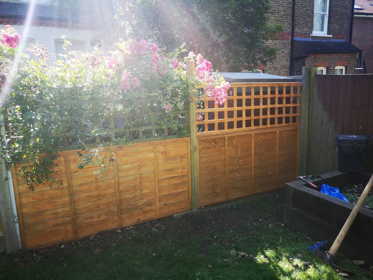 Fence Replacement South East London