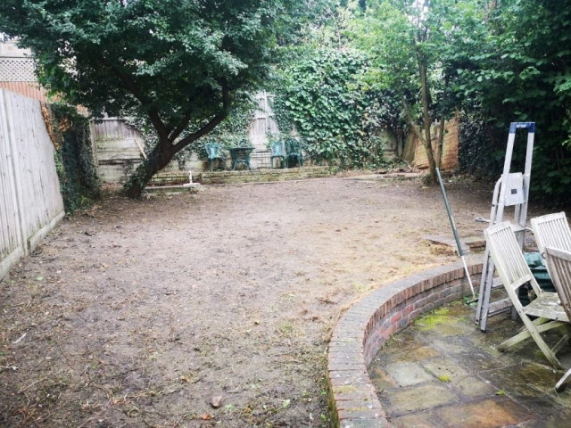 Garden Clearance Herne Hill