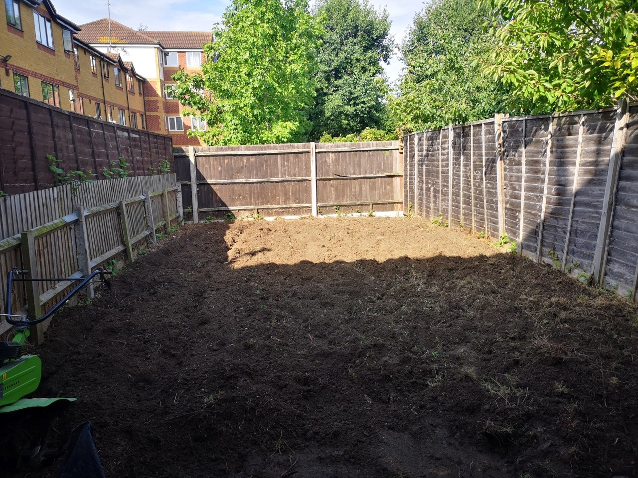 Lawn Turf Services South East London