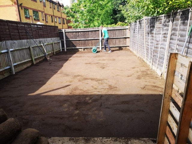 Quote For Turf Laying South East London