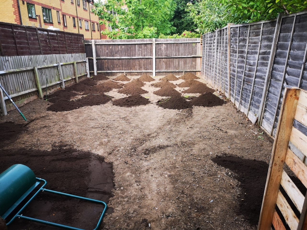 Real Turf Laying Service South East London