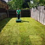 Turfing in South East London