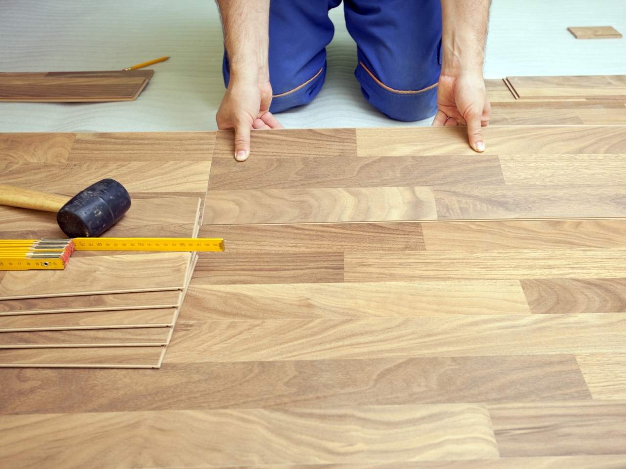Laminate Floor Installation in South East London