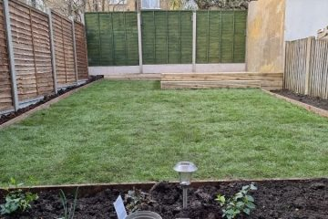 lawn care South London